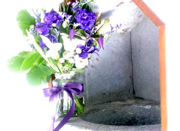 Font flowers