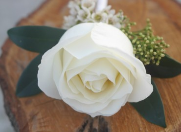 Groom's Buttonhole Flower