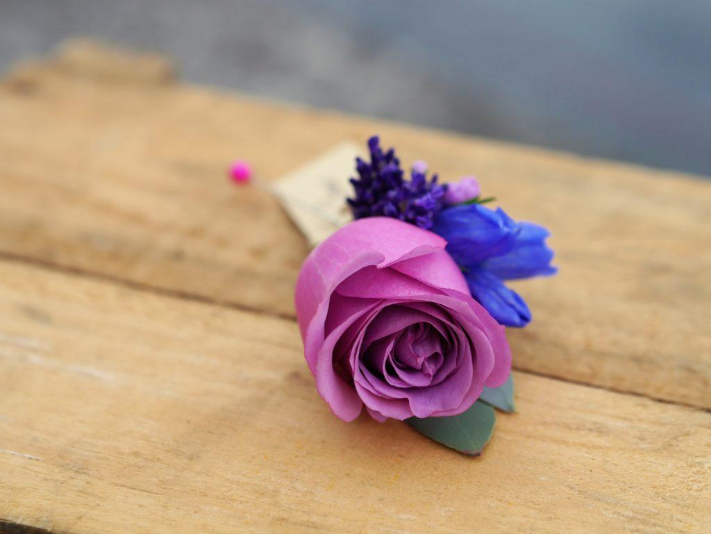 Purple reign...