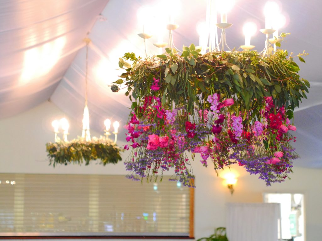Rathsallagh wedding flowers