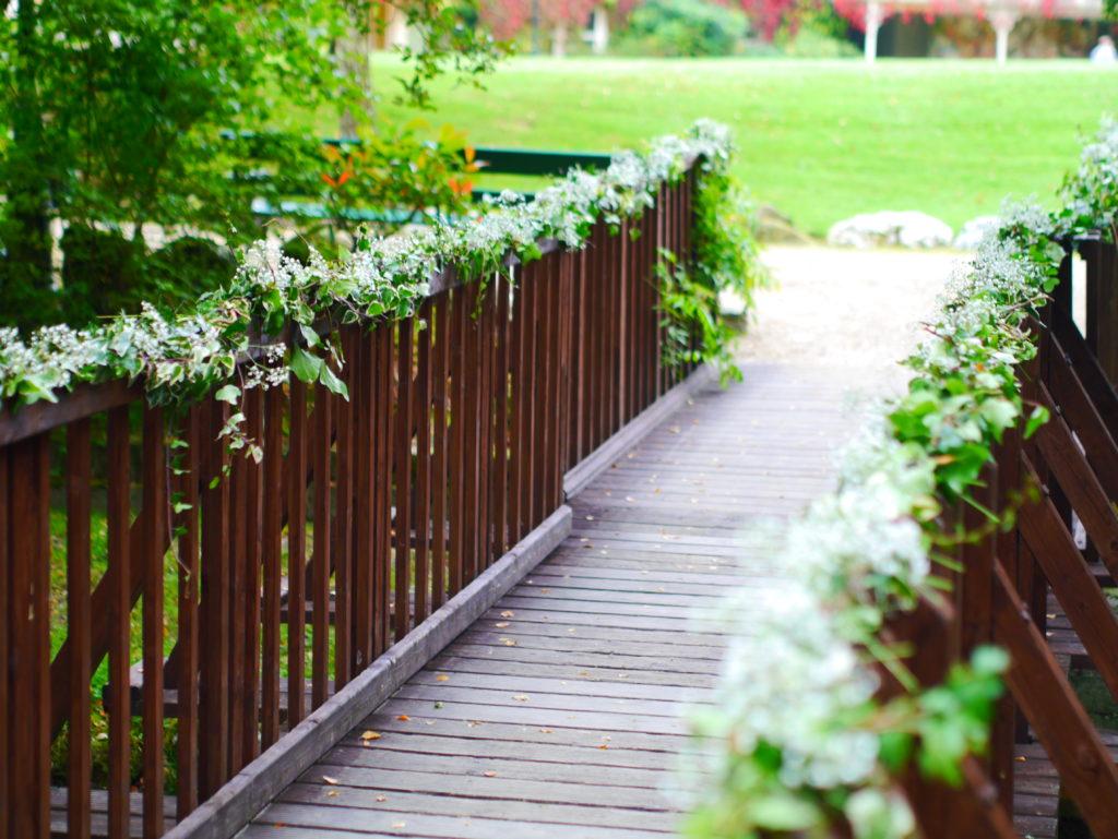 Bridge flowers