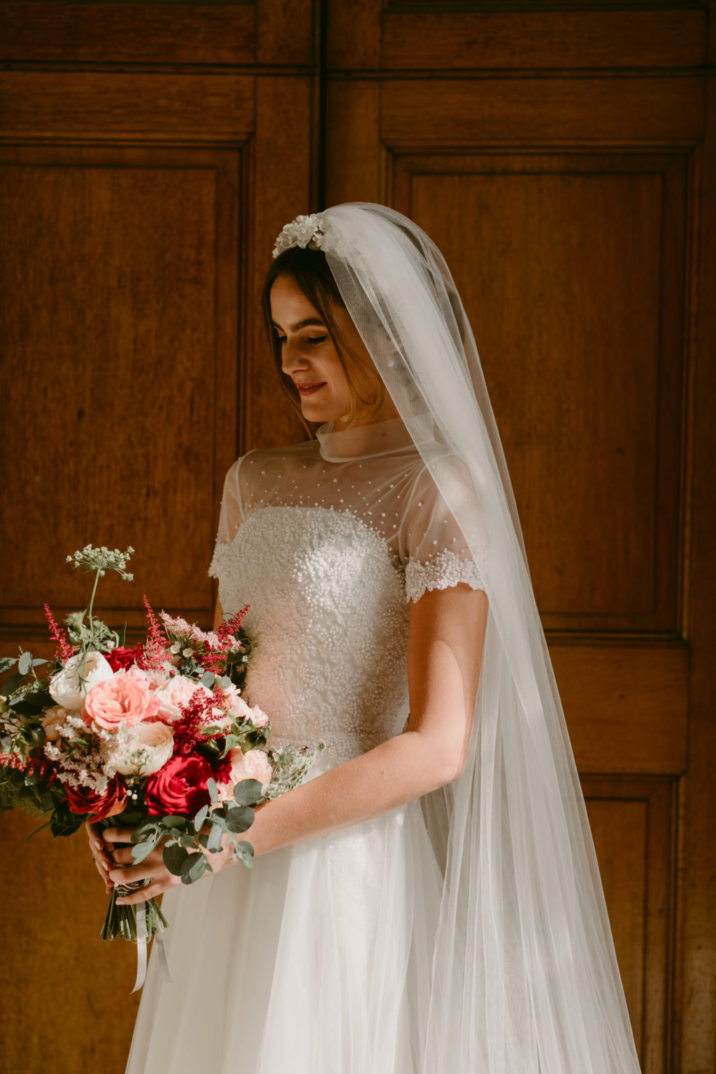 Tinakilly wedding flowers